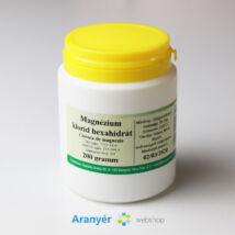 Magnézium-klorid só ülőfürdőhöz