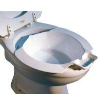 Intim mosakodó edény - WC-re helyezhető