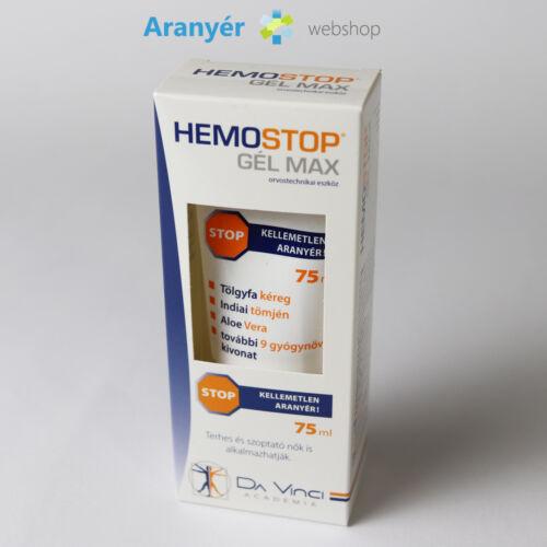 hemostop gél max