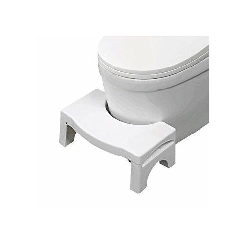 helyezze a toalett elé és székeljen guggolva